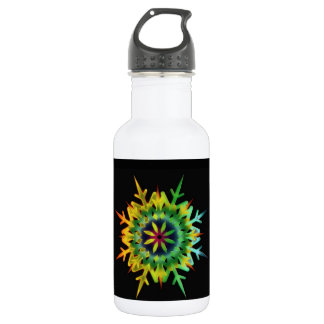 Ice Crystal Color 532 Ml Water Bottle