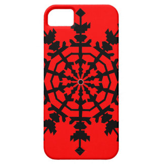 Ice Crystal iPhone 5 Cover