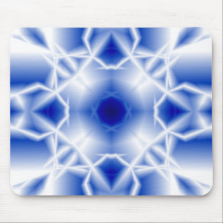 Ice Crystal Mousepad