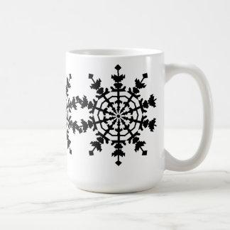 Ice Crystal Mugs