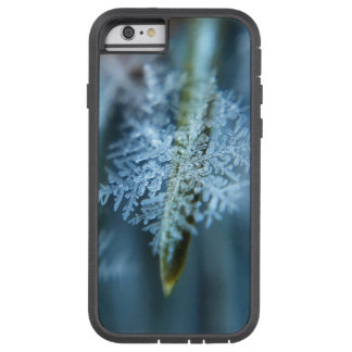 Ice Crystal,  Wintertime, Snow, Nature Tough Xtreme iPhone 6 Case