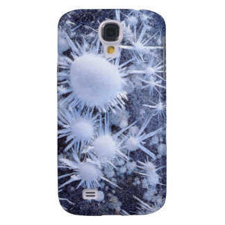 Ice crystals in the Sierra Samsung Galaxy S4 Covers