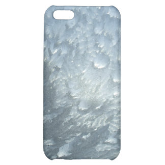 Ice Crystals iPhone 5C Cases
