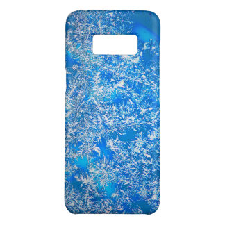 Ice Crystals on a Snowy Evening Case-Mate Samsung Galaxy S8 Case