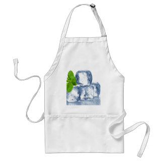 Ice cube cool yourself aprons
