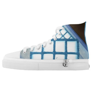 Ice cubes high tops