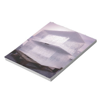 Ice cubes notepad