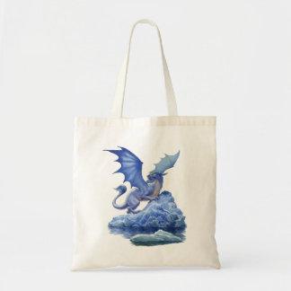 Ice Dragon Budget Tote Bag