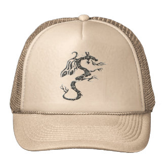 Ice Dragon Trucker Hats