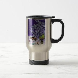 Ice Dragon Stainless Steel Travel Mug