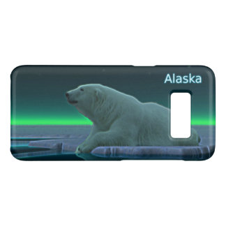Ice Edge Polar Bear - Alaska Case-Mate Samsung Galaxy S8 Case