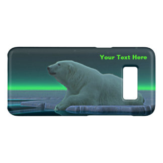Ice Edge Polar Bear Case-Mate Samsung Galaxy S8 Case
