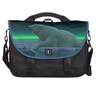 Ice Edge Polar Bear Commuter Bag