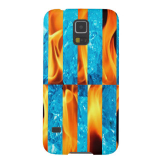 ice&fire galaxy s5 cases