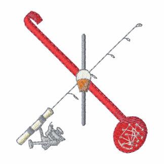 Ice Fishing Logo