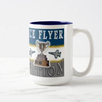 Ice Flyer Nation 2013 SPHL Champions Two-Tone Coffee Mug