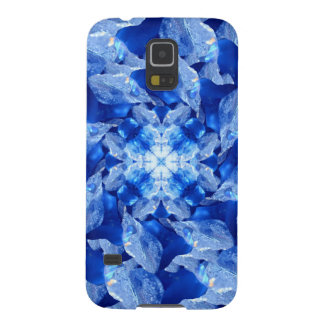 Ice Formation Mandala Case For Galaxy S5