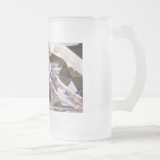 Ice! Frosted Glass Mug