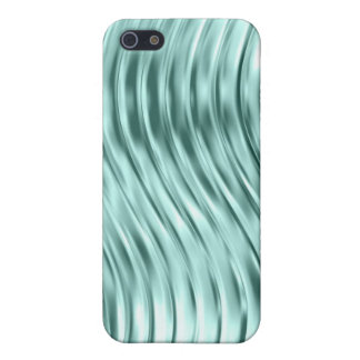 Ice Green Glass Pern  iPhone 5/5S Cover