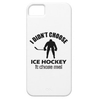 ice hockey designs case for the iPhone 5