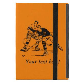Ice hockey iPad mini case