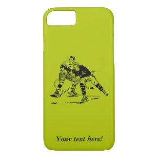 Ice hockey iPhone 8/7 case