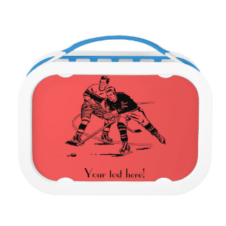 Ice hockey lunchboxes
