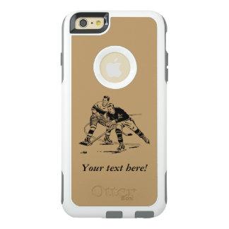 Ice hockey OtterBox iPhone 6/6s plus case