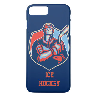 Ice Hockey Player Art Cell Phone Cover