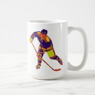 Ice Hockey Player(Multi-Color), Personalized Mug