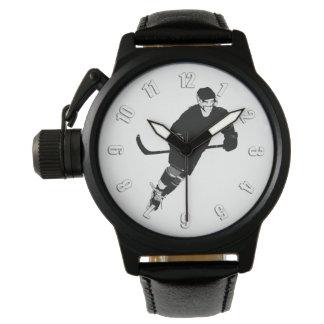 Ice Hockey Player Watch