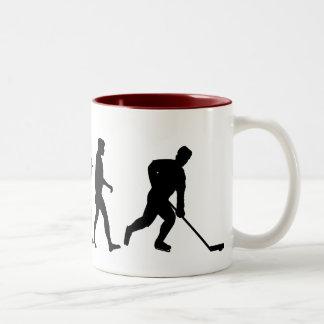 Ice Hockey Players team shirts Mug