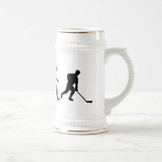 Ice Hockey Players team shirts Coffee Mugs
