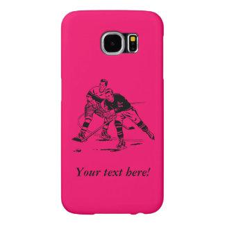 Ice hockey samsung galaxy s6 cases