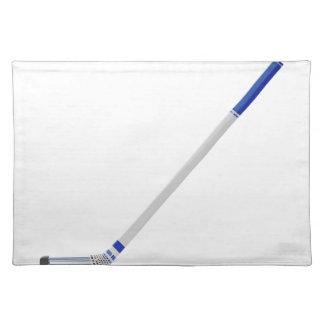 Ice hockey stick placemat