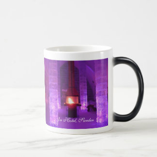 Ice Hotel, Romantic Ambiance, Stunning Light Magic Mug