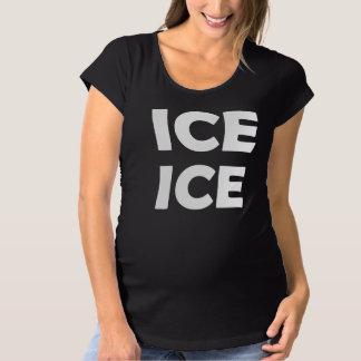 Ice Ice [Baby] Maternity T-Shirt