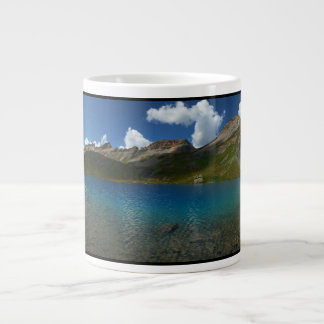 Ice Lakes Colorado Large Coffee Mug
