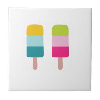 Ice lolly dream ceramic tile