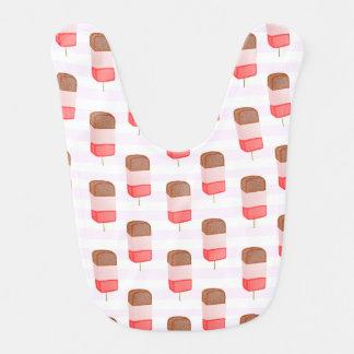 Ice Lolly Pattern - Bib