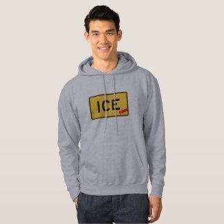 ICE Man Novelty Sweatshirt Hoody