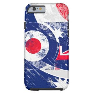Ice Mod Roundel Grunge Australia Tough iPhone 6 Case