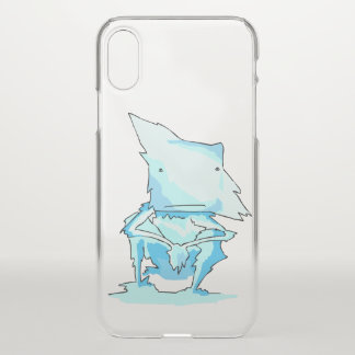 Ice Monster iPhone X Case