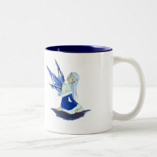 Ice Two-Tone Coffee Mug