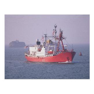 "Ice patrol ship A171, ""HMS Endurance"", Portsmouth, Postcard"