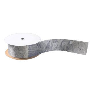 Ice Pattern Ribbon Satin Ribbon