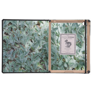 Ice Plant Cover For iPad