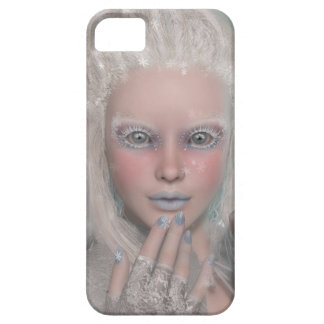 Ice Princess iPhone 5 Case