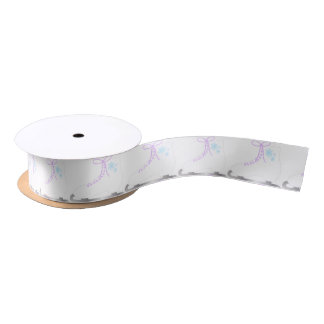 Ice Princess Satin Ribbon