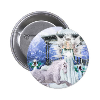 Ice Queen Buttons